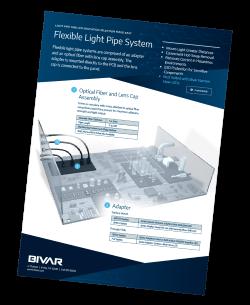 Light Pipe LED Indication Selection