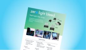 Zero light bleed LPAR LPAV